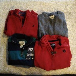 Boys sweaters bundle